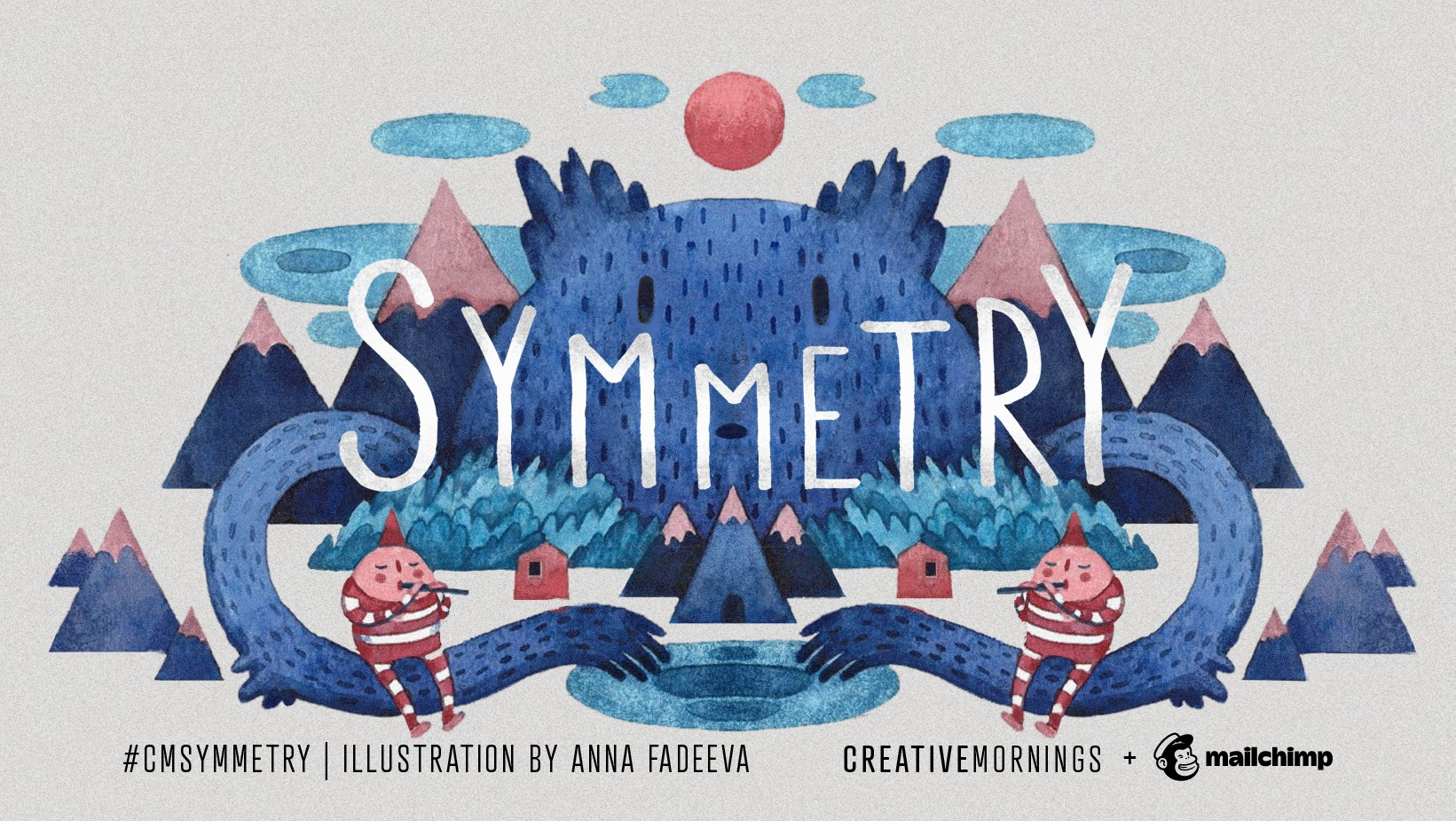CreativeMornings Cluj on Symmetry with Kai Brand-Jacobsen