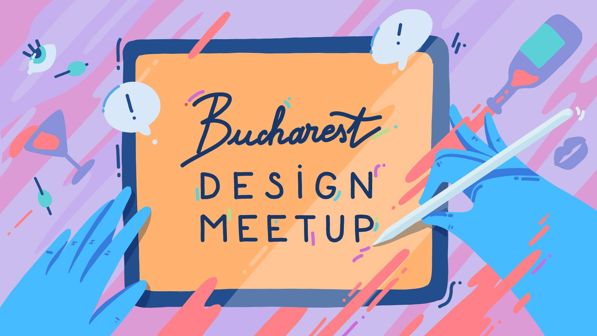 Bucharest Design Meetup #15
