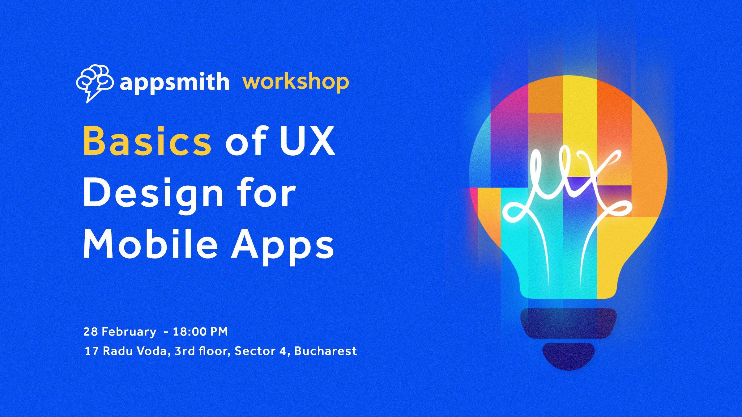 Basics of UX Design for Mobile Apps