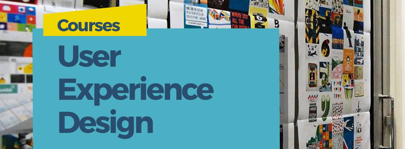 User Experience Design – Fundamentals (5 modules)