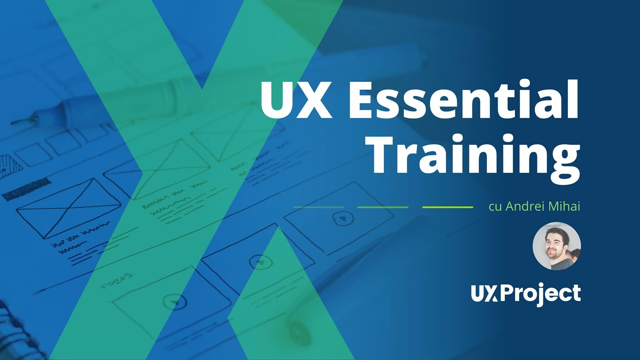 User Experience Essential Training