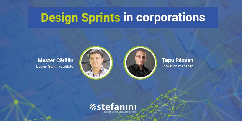 Design Sprints in Corporations
