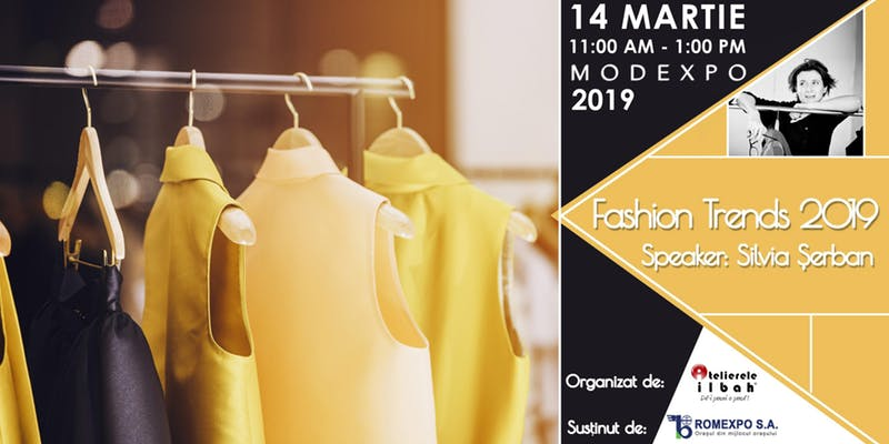 Fashion Trends 2019 – MODEXPO 2019