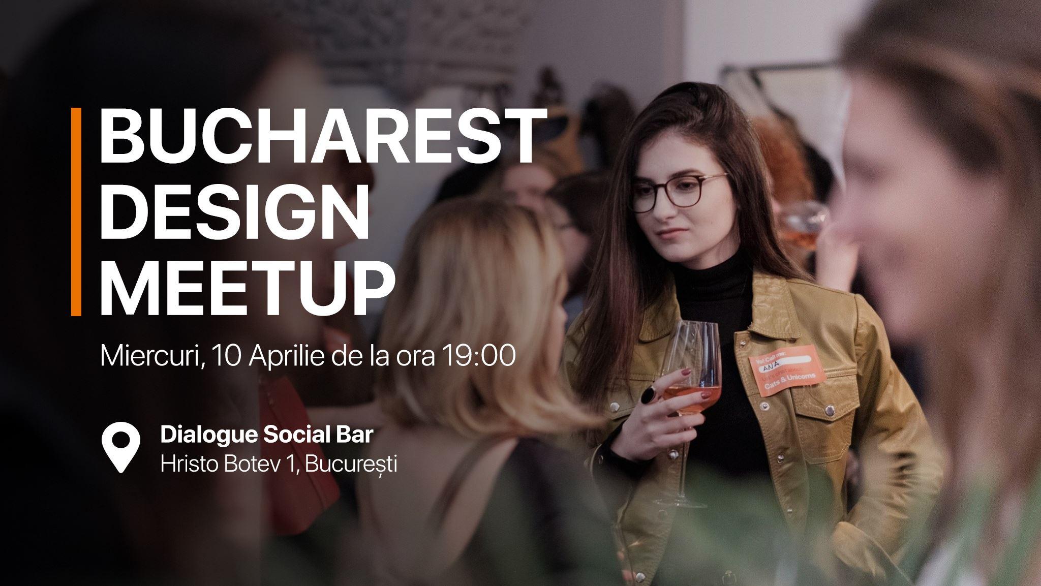 Bucharest Design Meetup #16