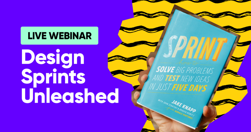 [LIVE 1] Design Sprints Unleashed – Everything you need to know about the Design Sprint