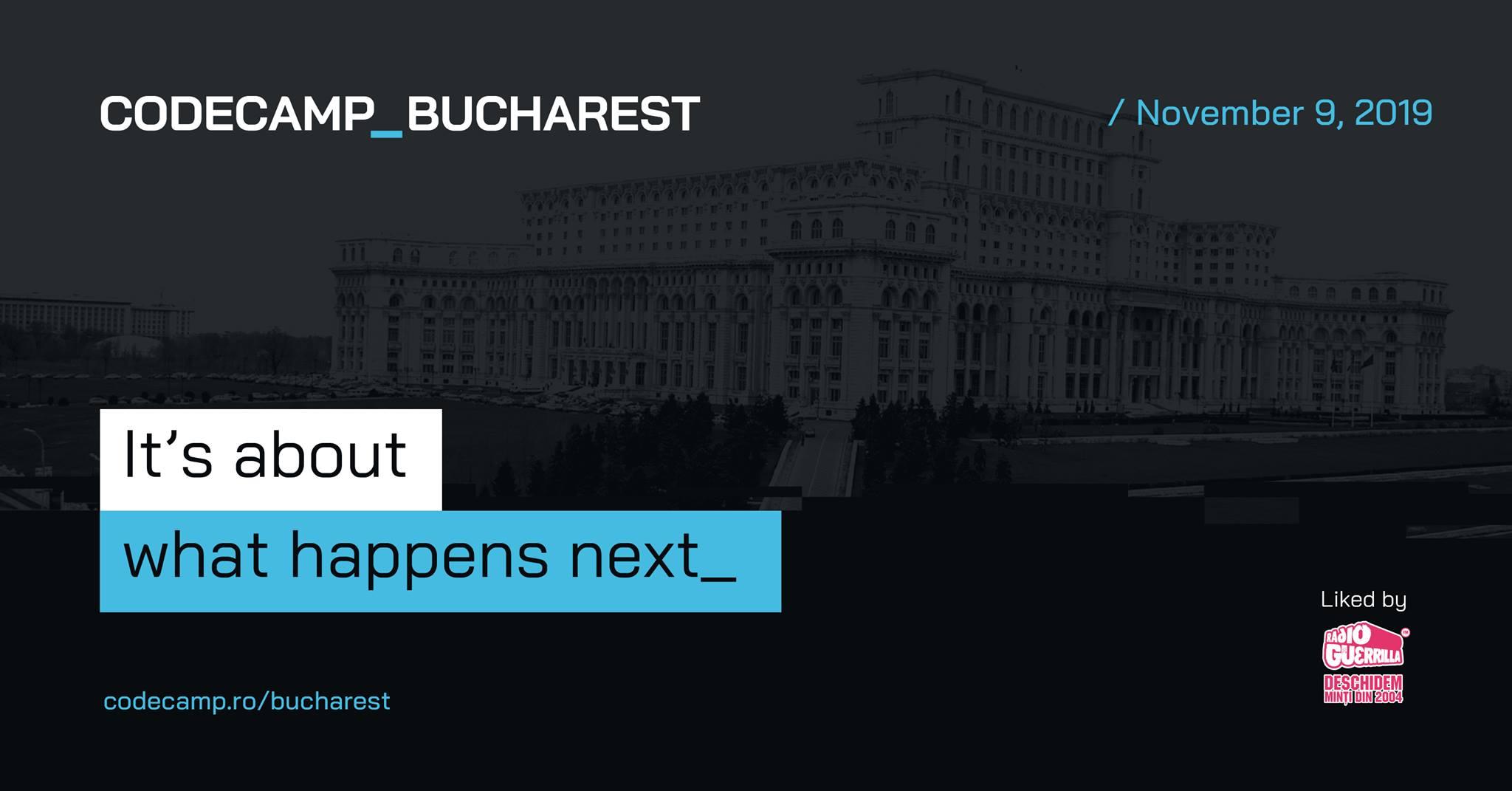 Codecamp Bucharest