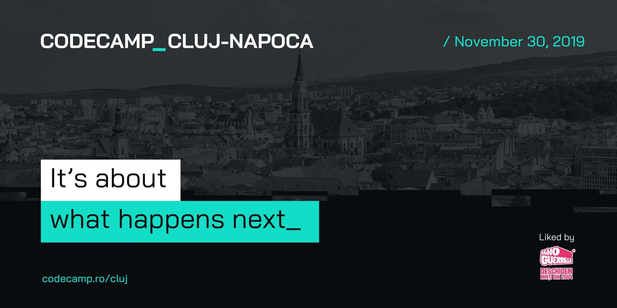 Codecamp Cluj-Napoca