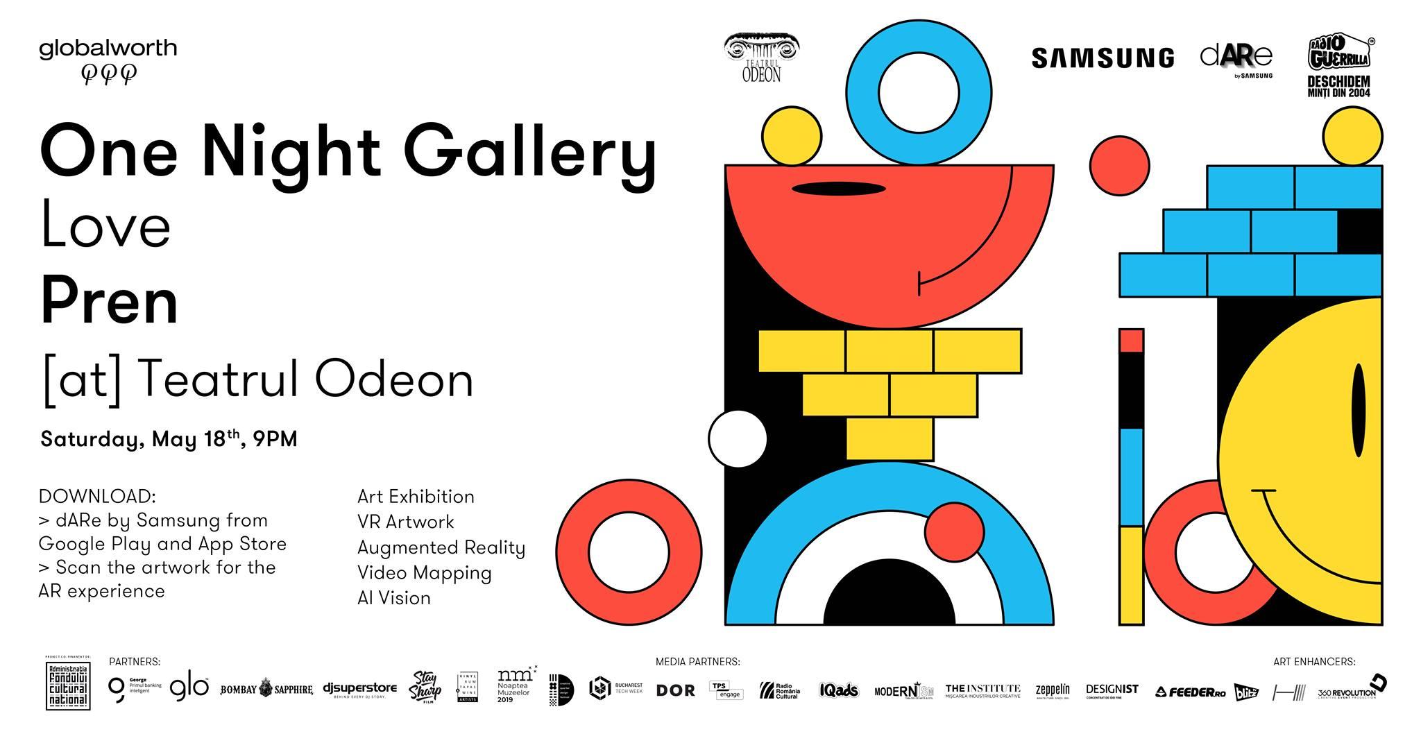 One Night Gallery // Love Pren