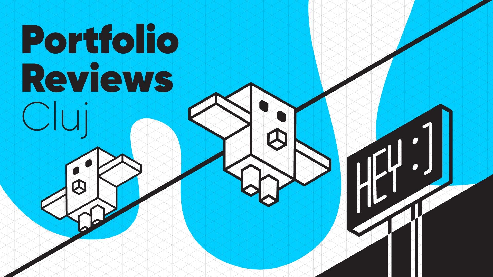 Portfolio Reviews Cluj
