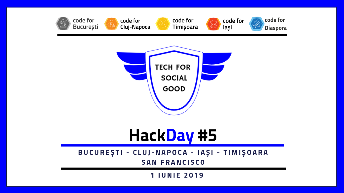 Hack Day #5 | Code for Cluj-Napoca
