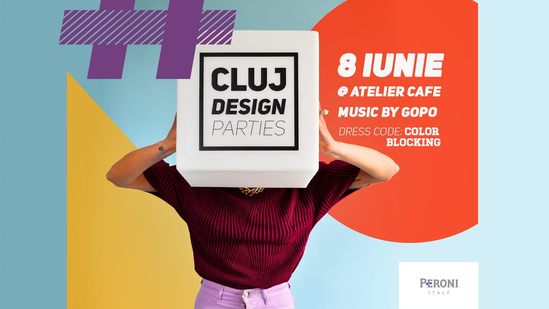Cluj Design Parties #12