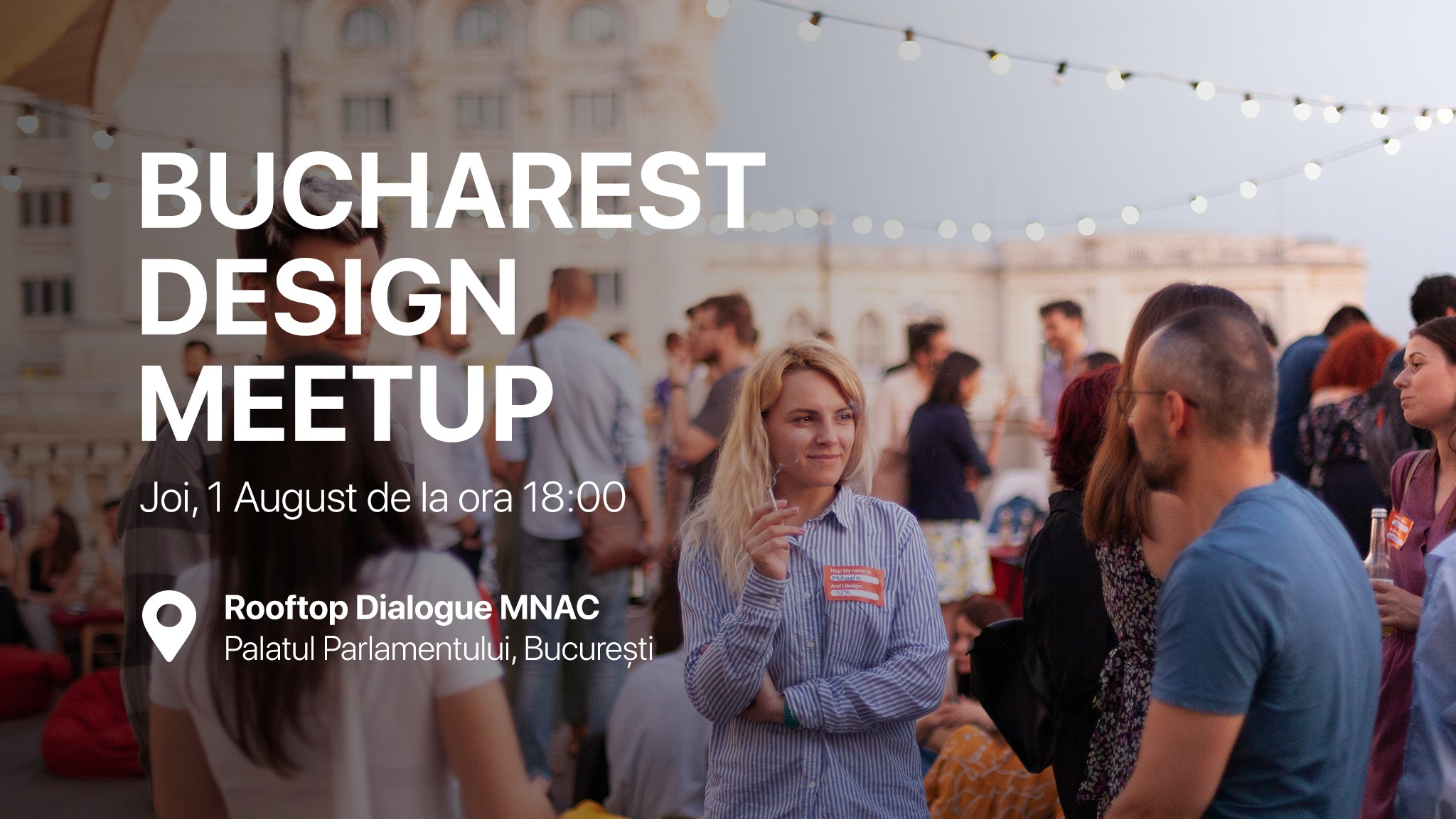 Bucharest Design Meetup #18