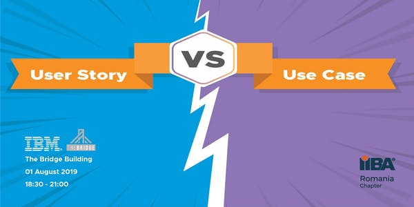 User Story vs. Use Case [Chapter Meeting]