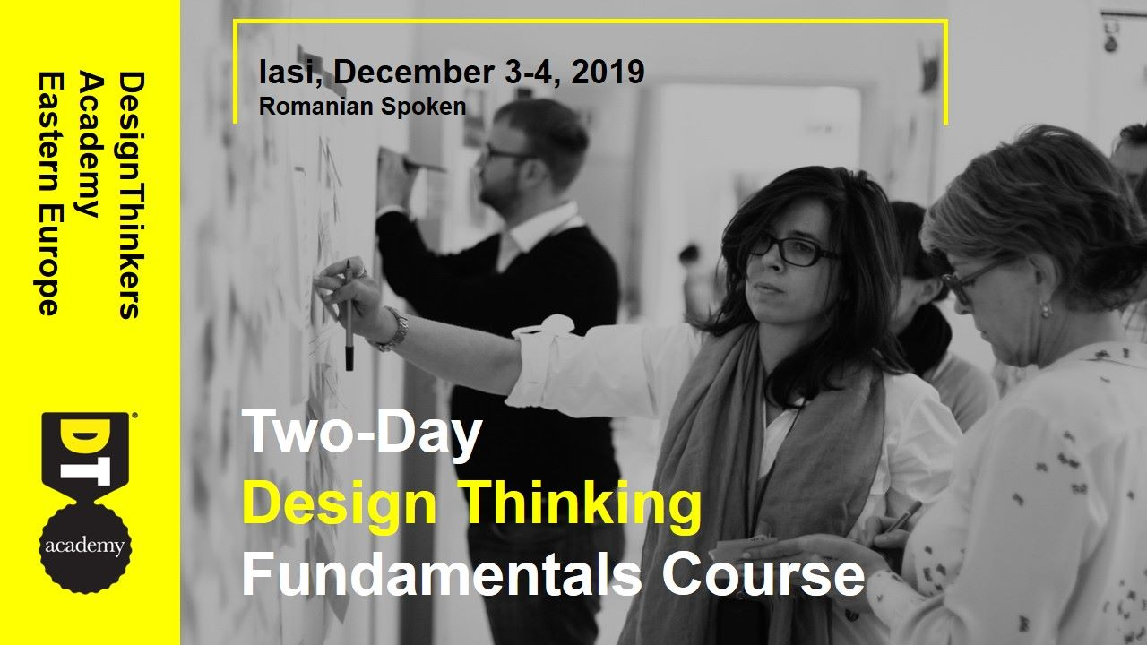 Design Thinking Fundamentals Course