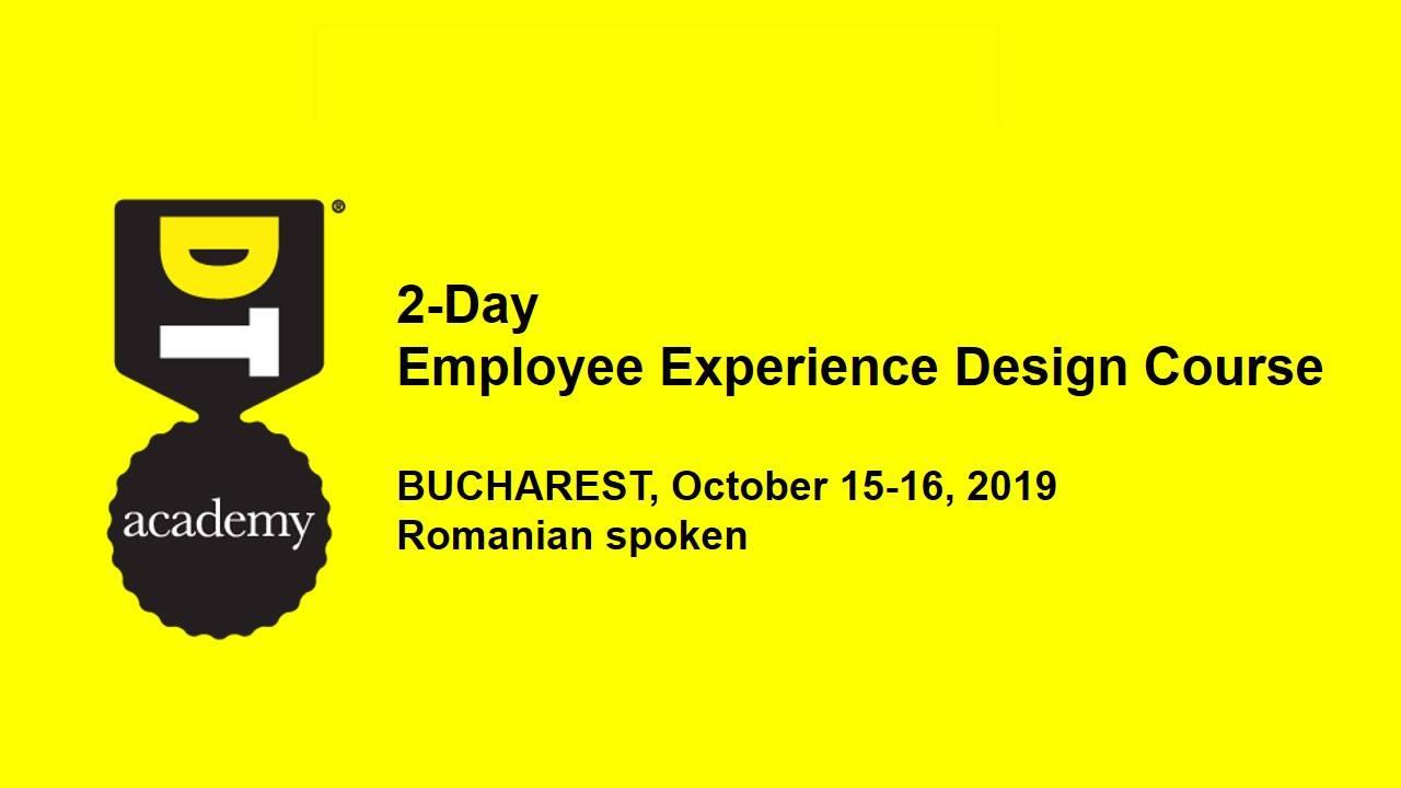 Employee Experience Design Course
