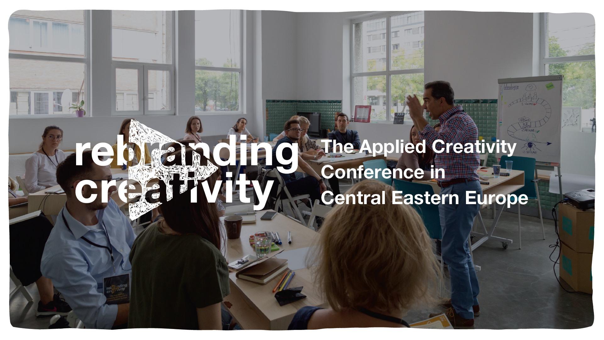 Rebranding Creativity 2019