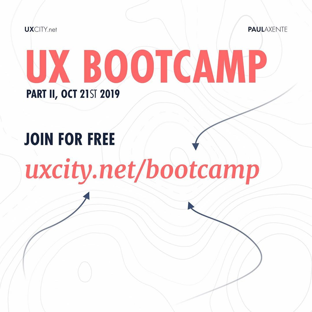 UX Bootcamp
