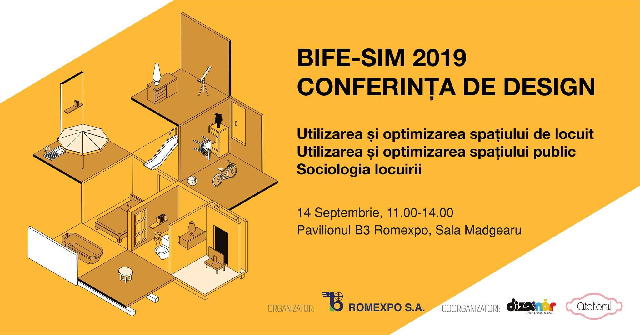 Conferința de Design 2019