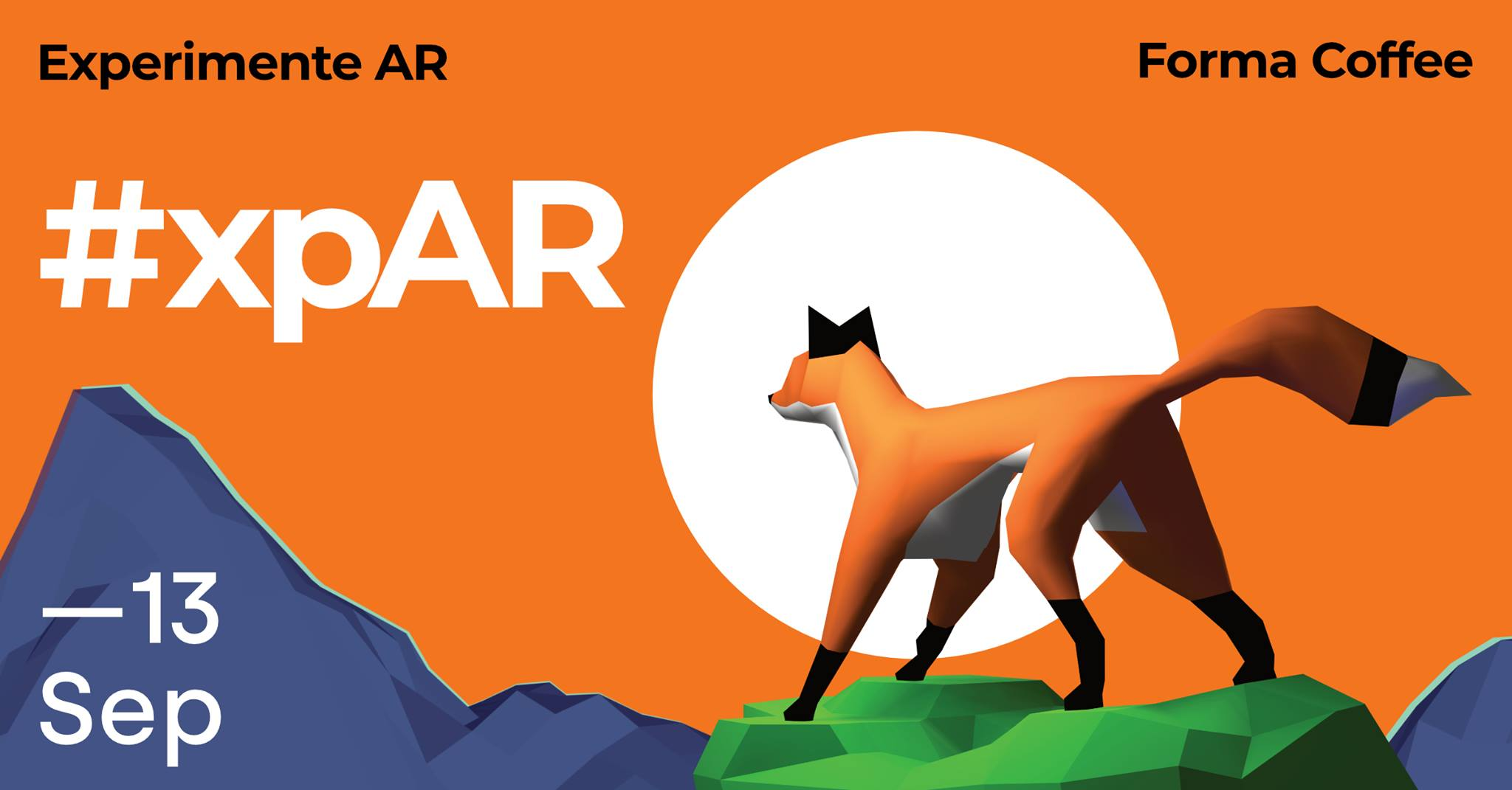 Experimente artistice cu realitate augmentata #xpAR v1.1