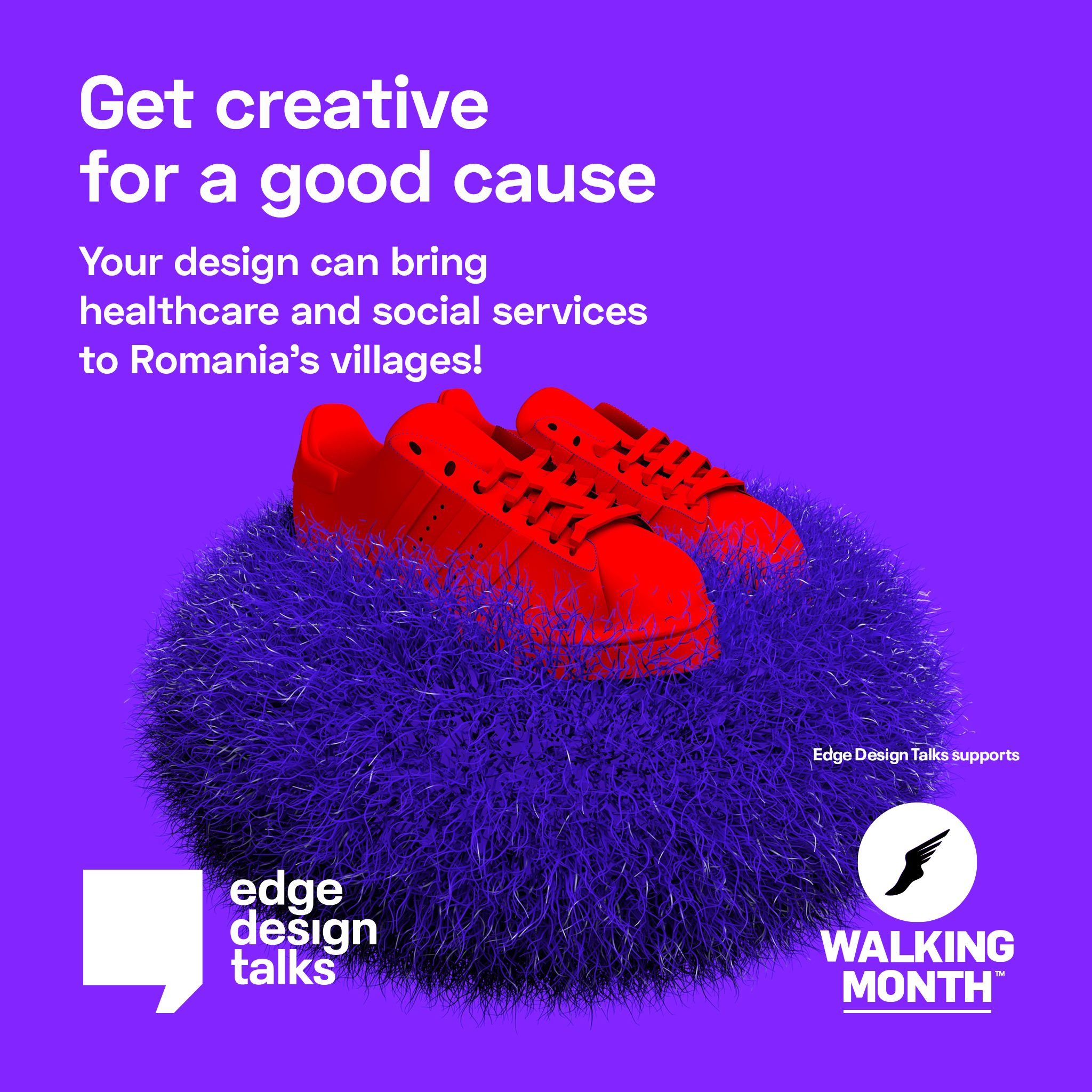 Get creative for a good cause