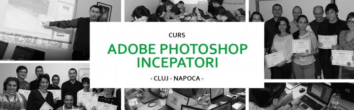 Curs initiere in Photoshop