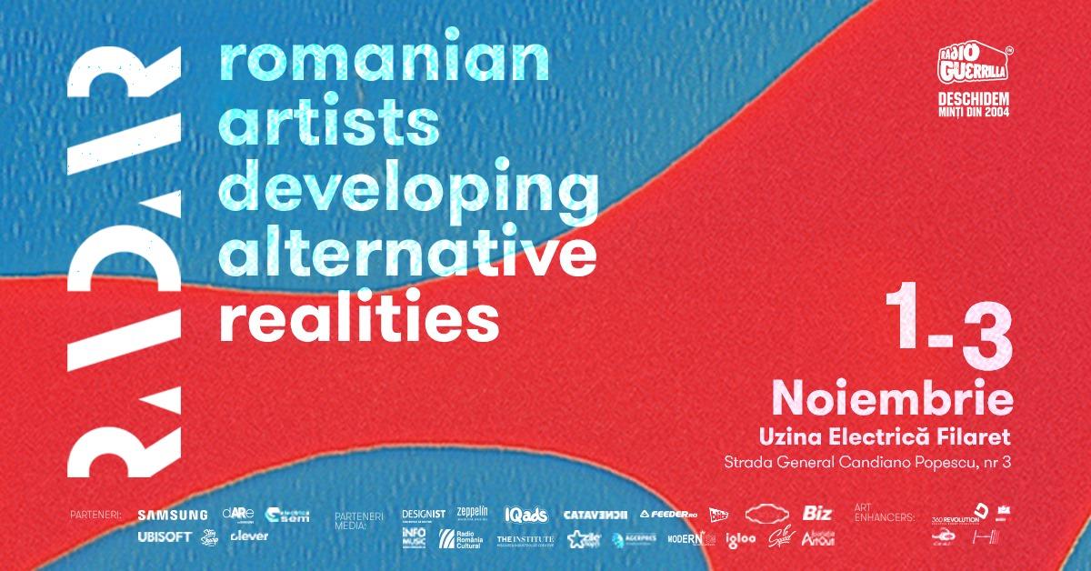 RADAR – Romanian Artists Developing Alternative Realities