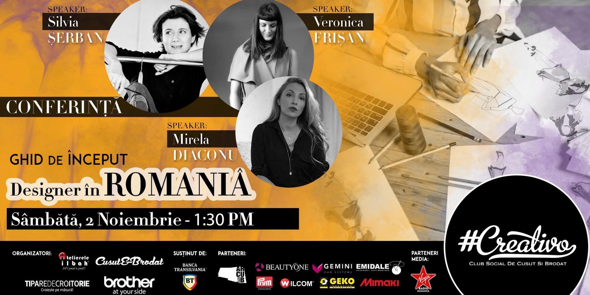 Designer în ROMÂNIA – Ghid de Început