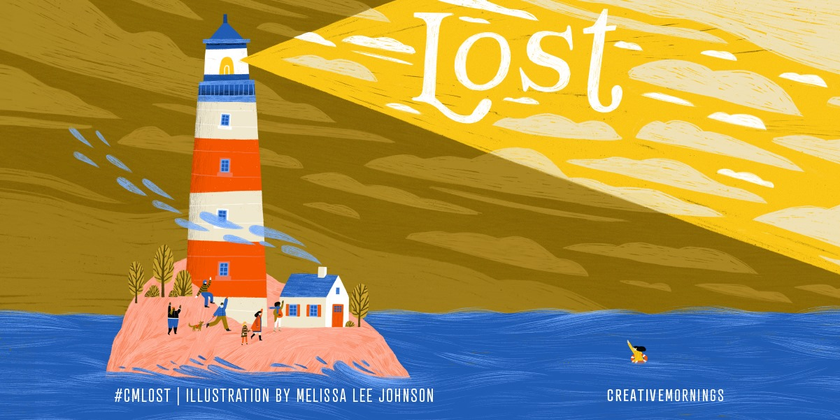 "November is ""Lost"" – CreativeMornings Iasi"