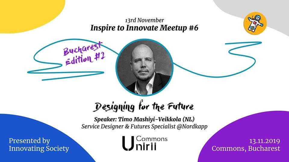 Designing For The Future – Timo Mashiyi – Veikkola (NL)