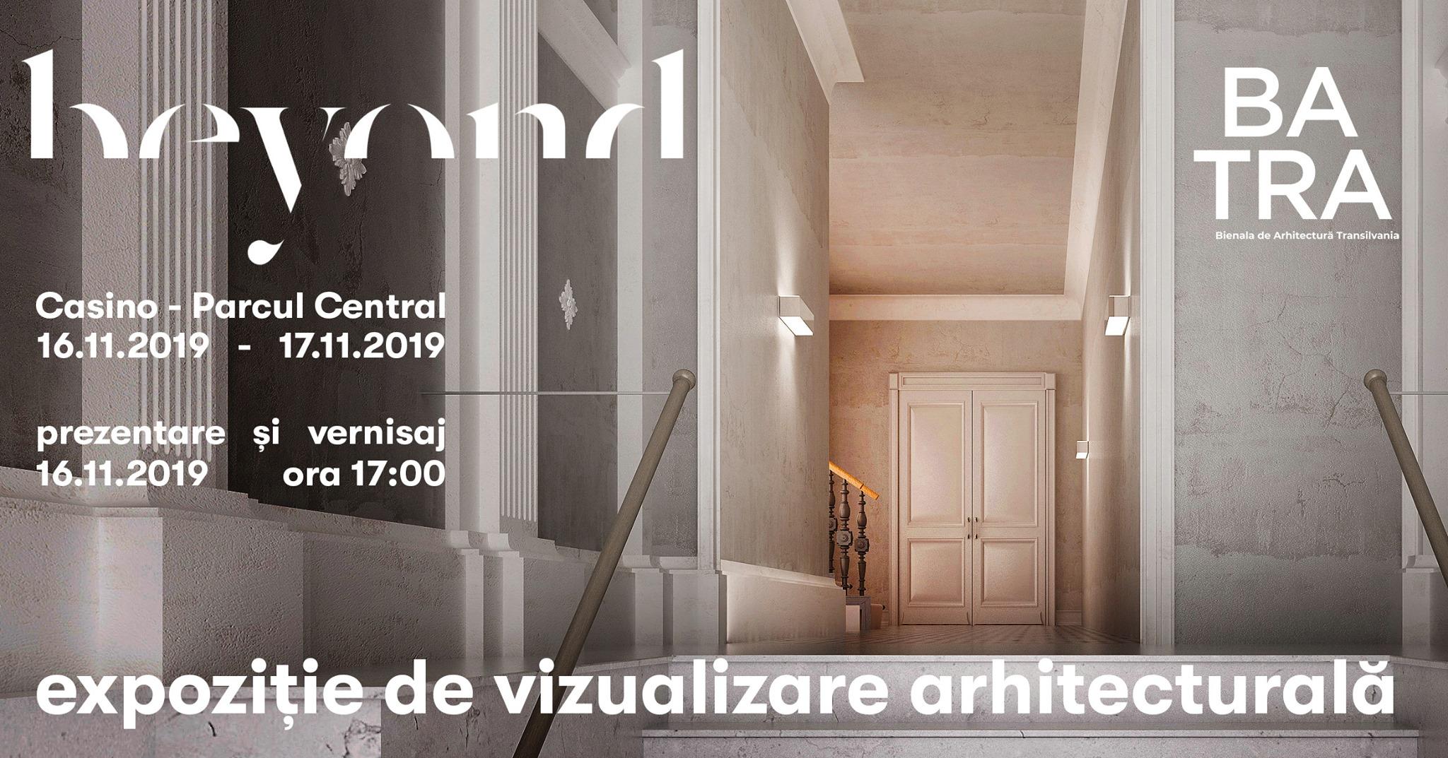 Beyond – expoziție de vizualizare arhitecturală