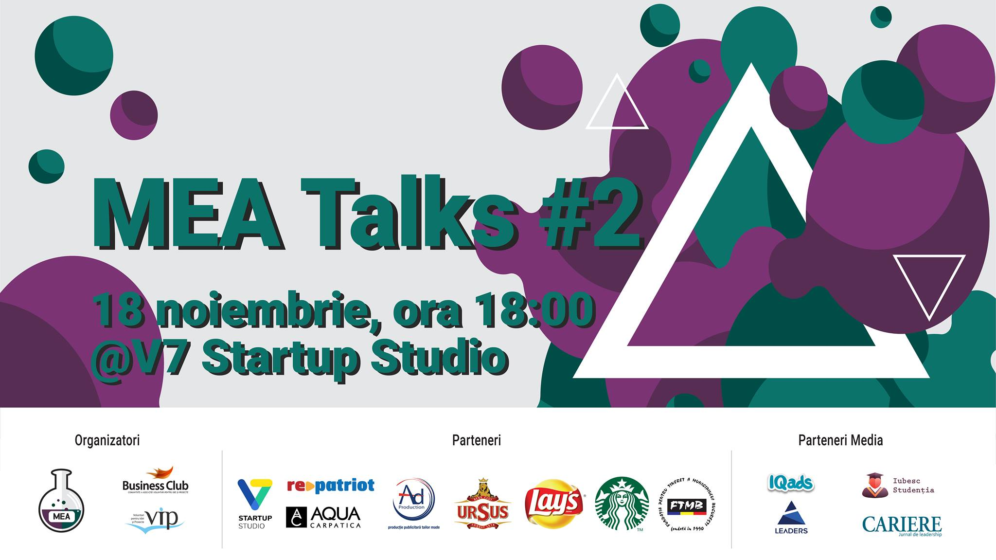MEA Talks #2 – Branding Edition
