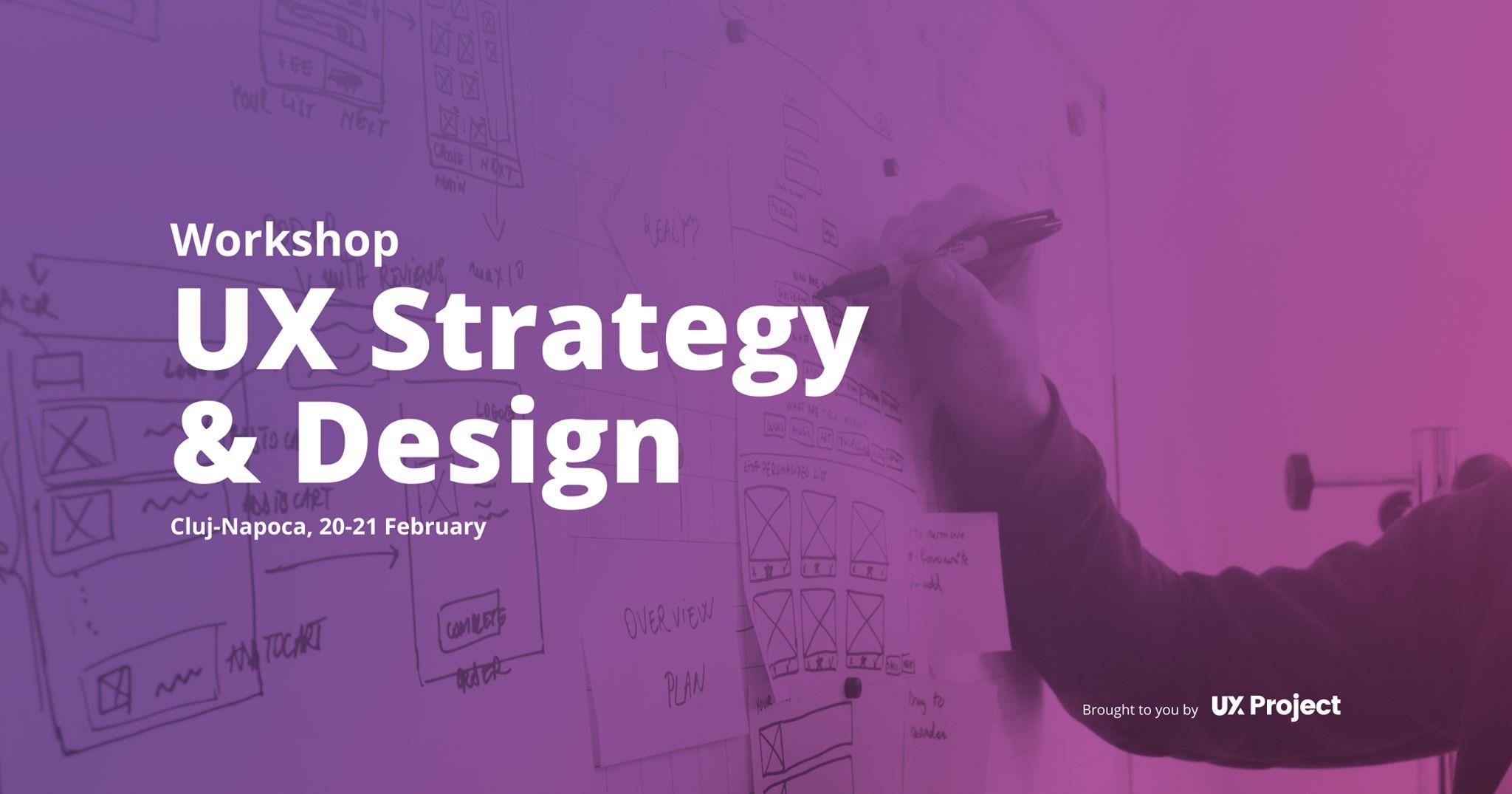 UX Strategy & Design Workshop