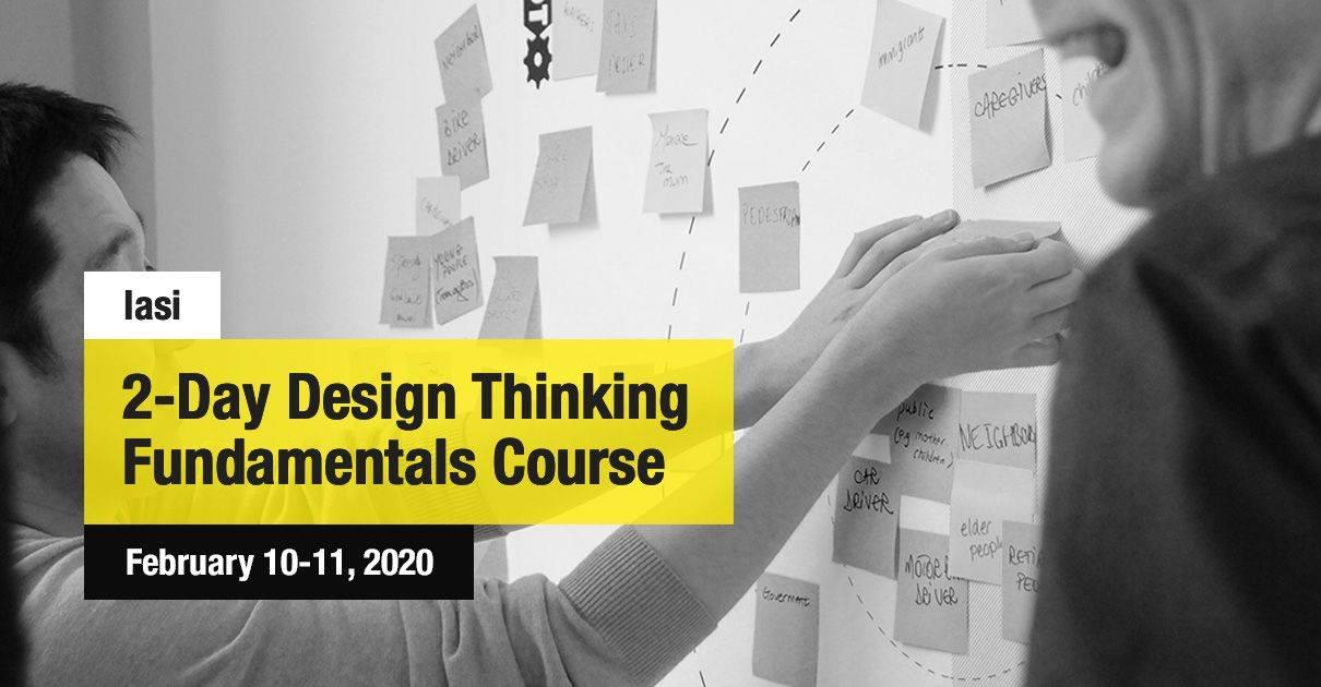 Design Thinking Fundamentals Course