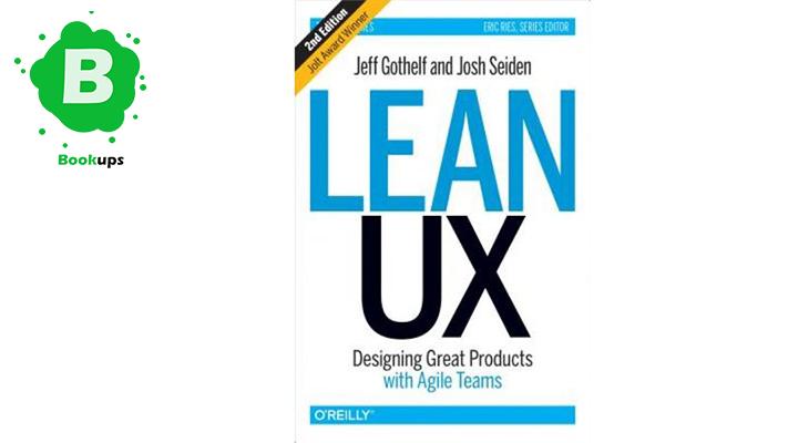 Bookup – Lean UX