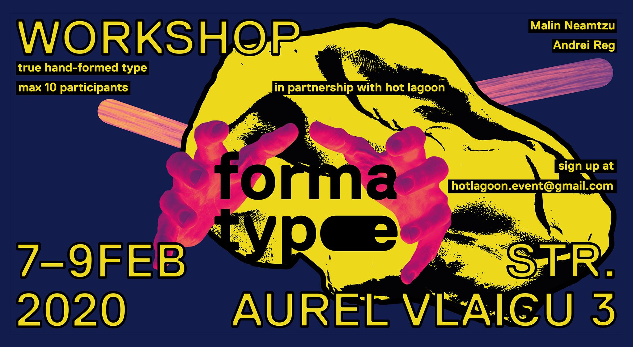 Forma Type Workshop