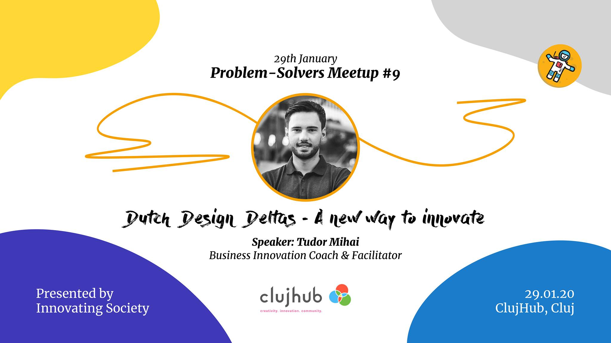 Dutch Design Deltas: A new way to innovate