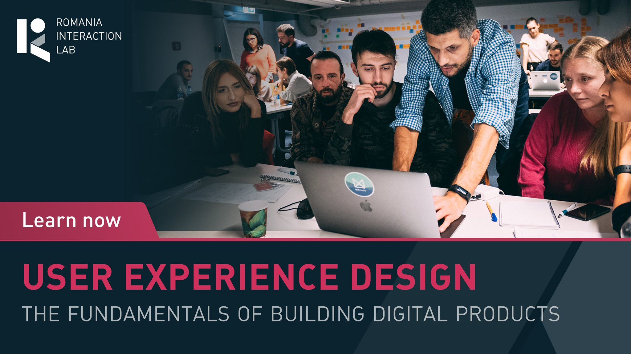 Curs User Experience Design / Design Thinking