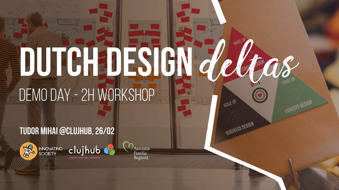 Demo Day – Dutch Design Deltas (2h Innovation Workshop)