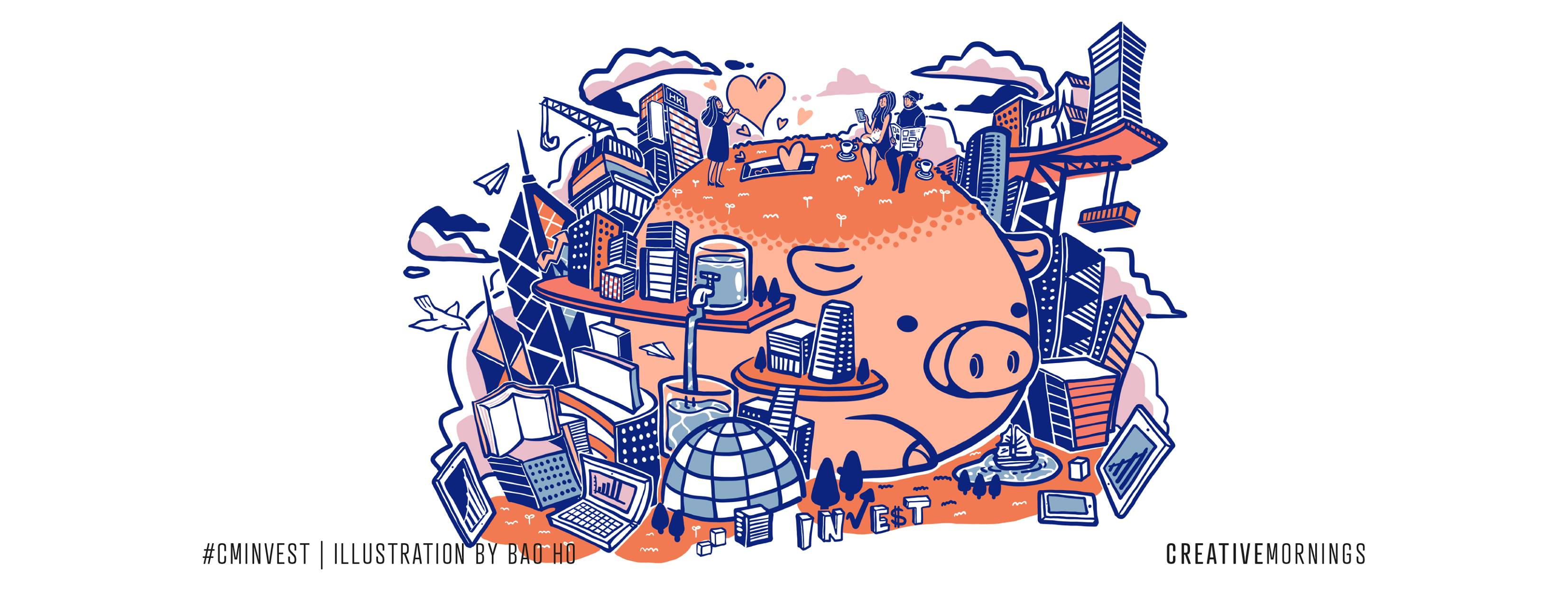 CreativeMornings Timisoara February
