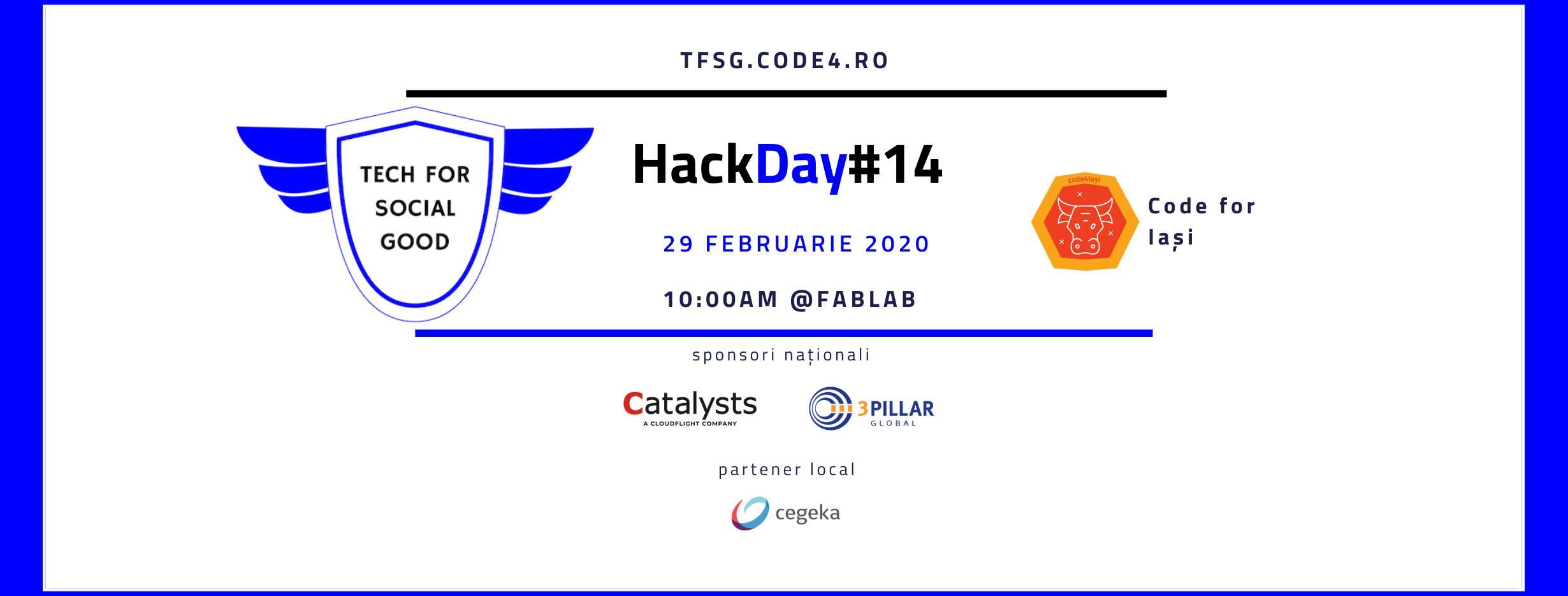 HackDay#14 > Haide să dăm gata împreună riscul seismic!