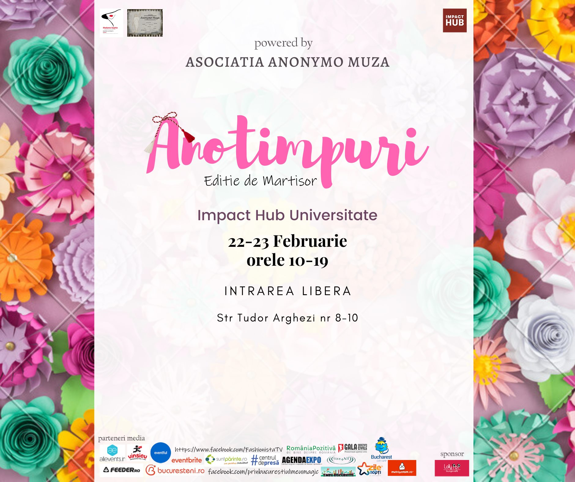 Anotimpuri – Targ de Produse Handmade