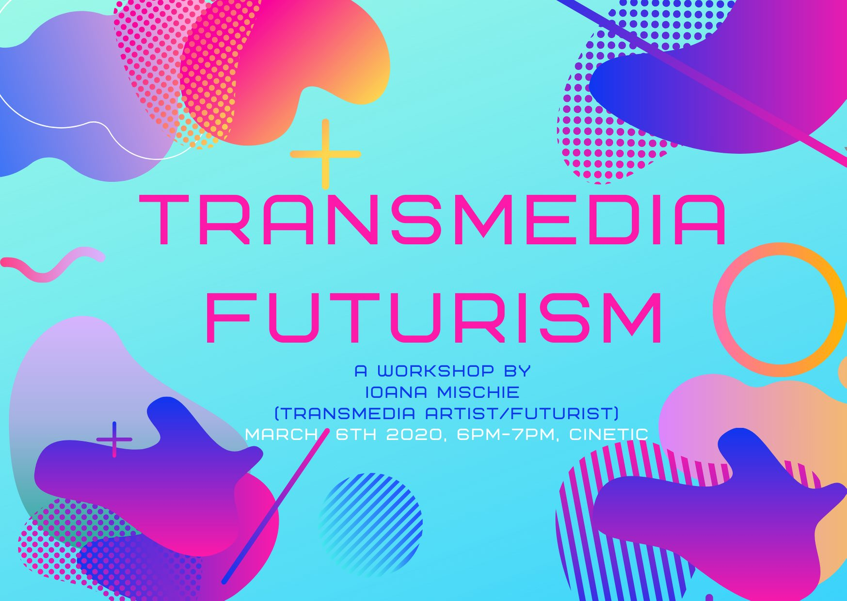 Transmedia Futurism Workshop