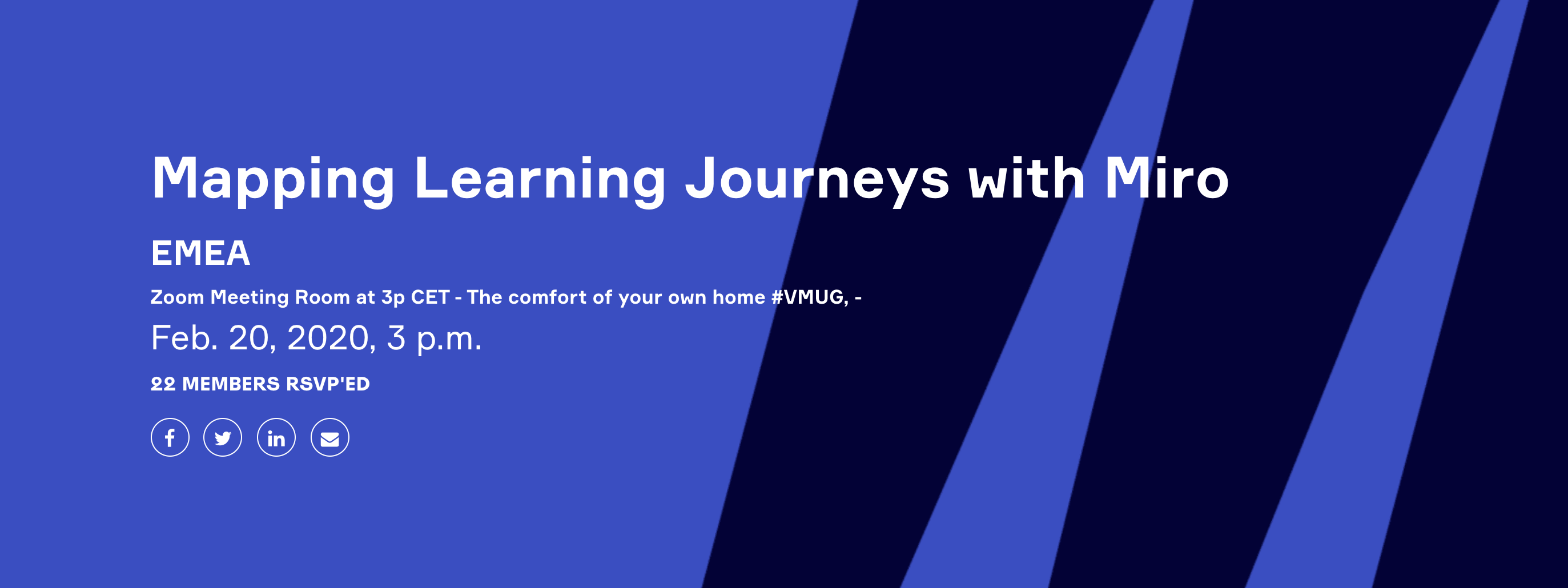 Mapping Learning Journeys with Miro