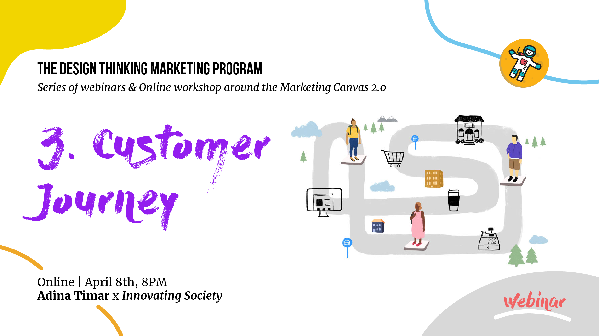 Webinar Customer Journey