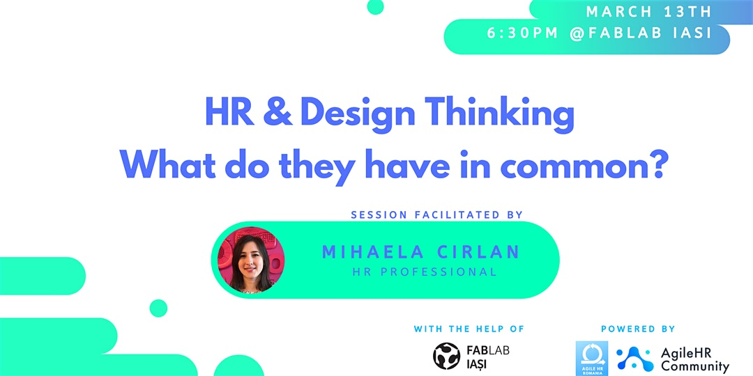 HR & Design Thinking: What do they have in common?