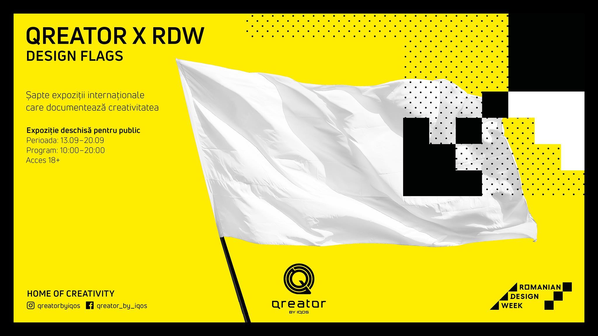 Design Flags   Romanian Design Week