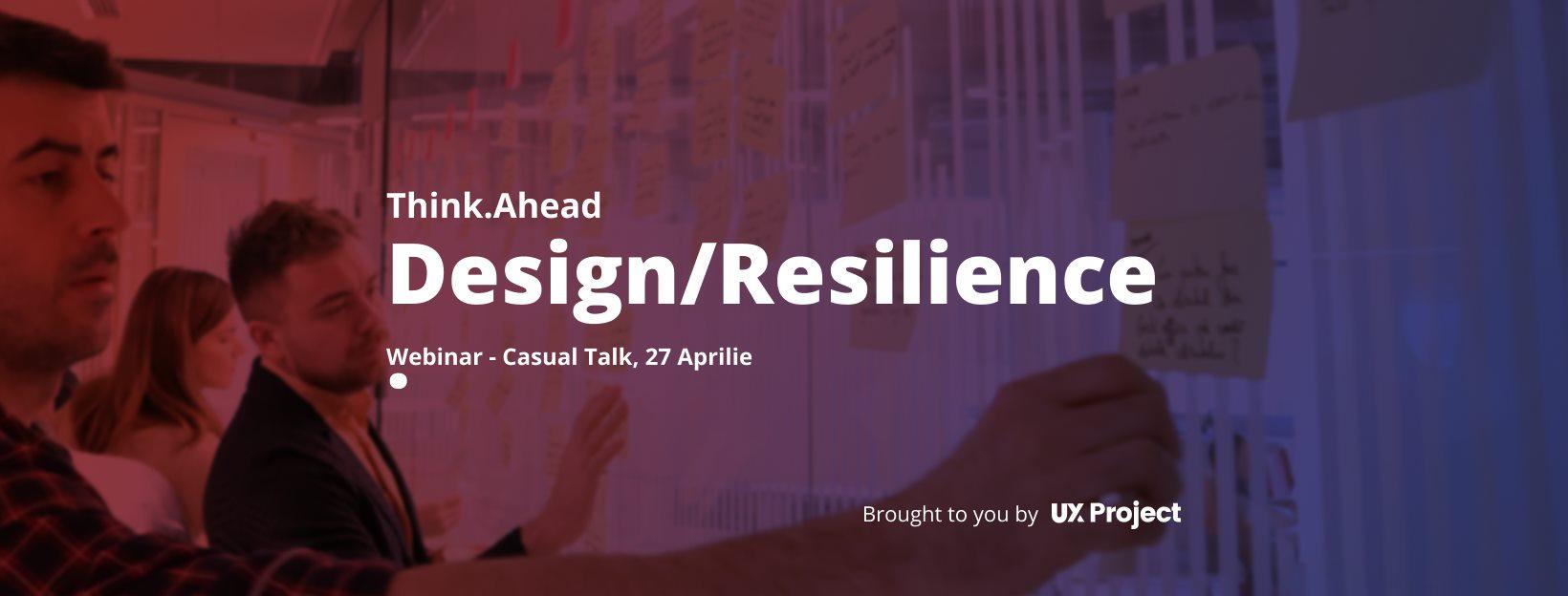 Design/Resilience Webinar