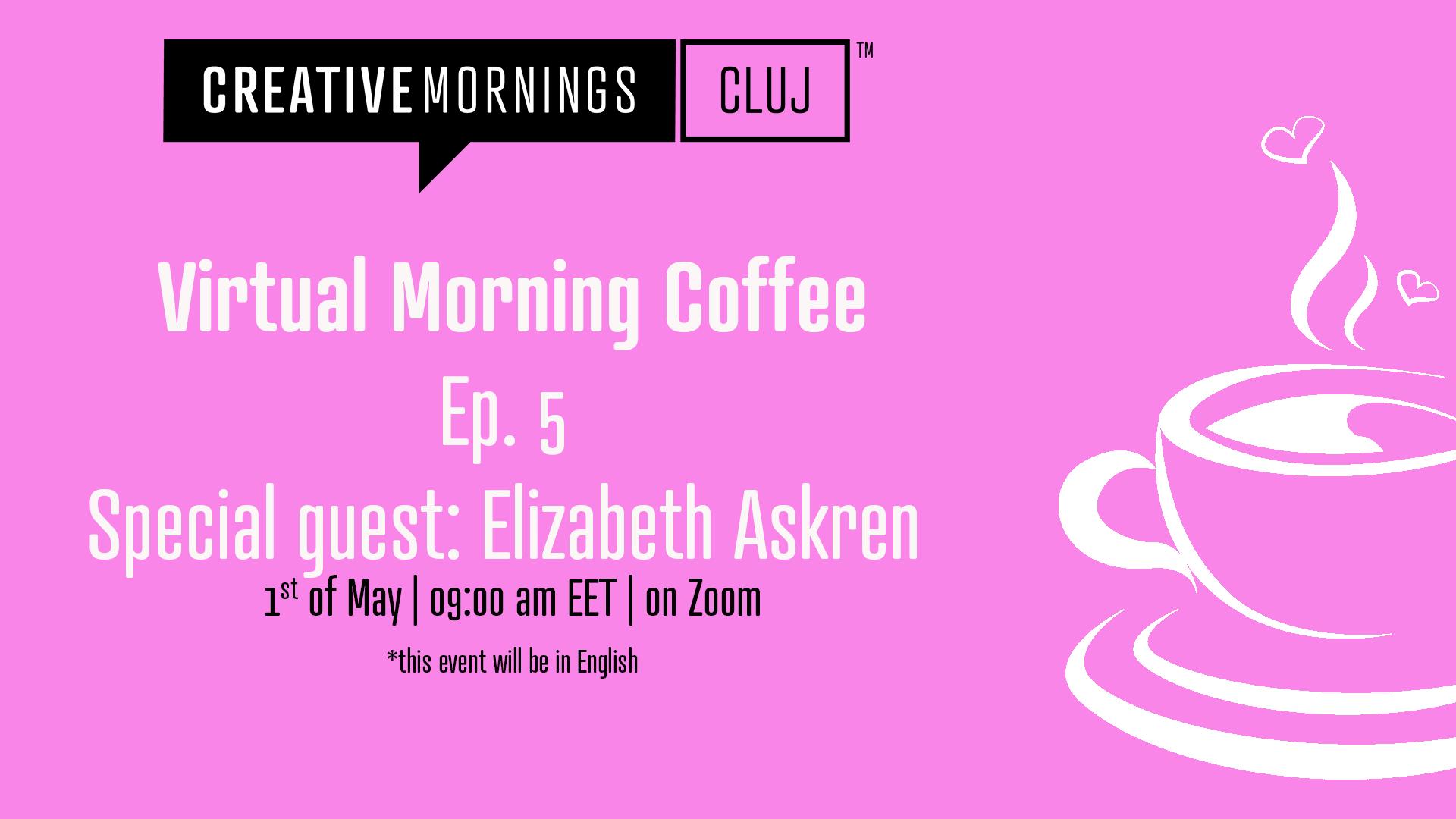 Virtual Morning Coffee | Ep. 5