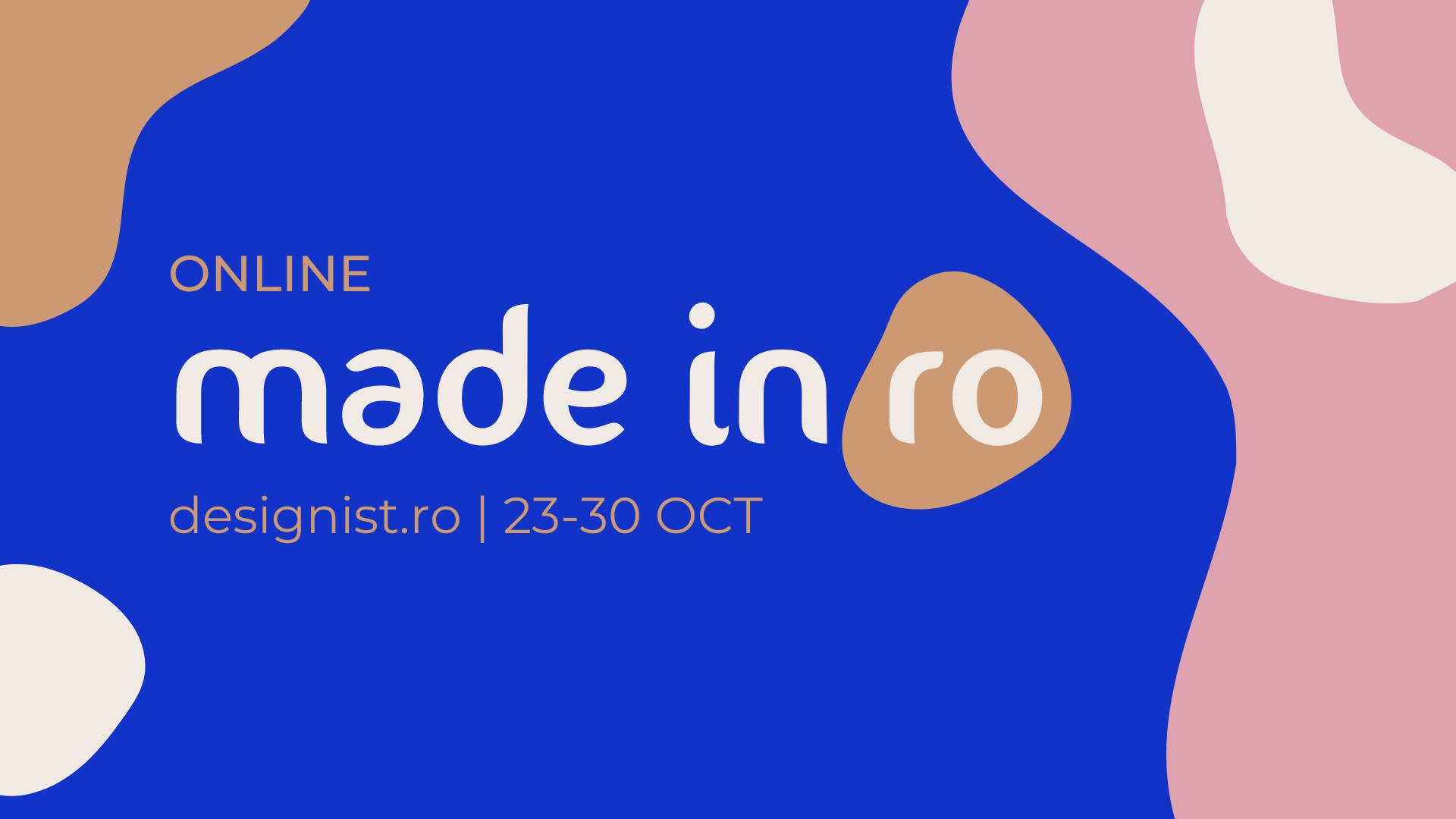Made in RO #15 online