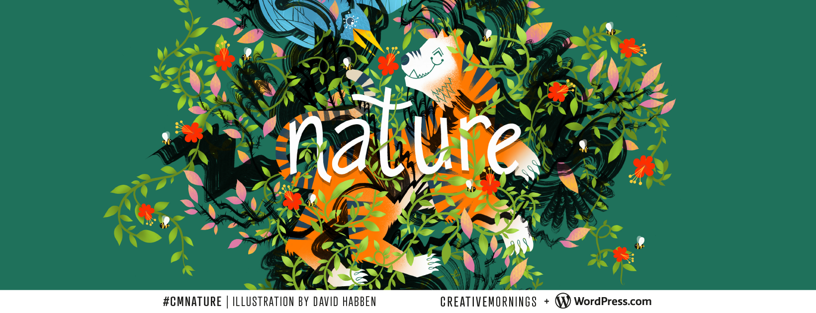 CreativeMornings Timișoara | Alexandru Ciobotă on Nature